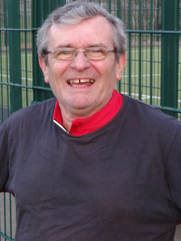 Jim Harris (M65) won two gold medals, at 400m and 800m