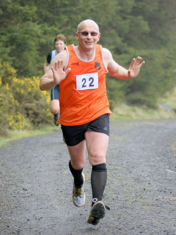 Photo by Colleen Taylor at NiRunning