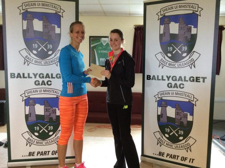 Photo by Ballygalget GAC