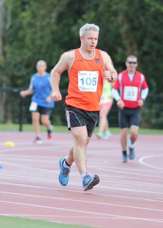 Photo by Gareth Heron at NiRunning